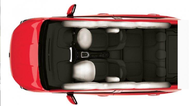 PROTON LRIZ มอบความปลอดภัยให้กับผู้โดยสารด้วยถุงลมนิรภัย 6 ตำแหน่ง เพื่อช่วยลดแรงกระแทกเมื่อเกิดอุบัติเหตุ