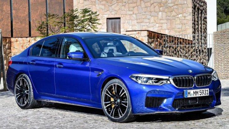 ถือว่า BMW M5 เป็นอีกหนึ่งยานยนต์ที่ BMW ภาคภูมิใจ