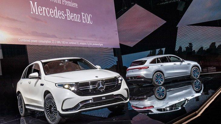 อย่างไรก็ตาม Mercedes-Benz ประเทศไทย ยังไม่ได้ระบุว่าการเปิดตัวของ Mercedes-Benz EQC จะเป็นช่วงเวลาใดของปี 2019