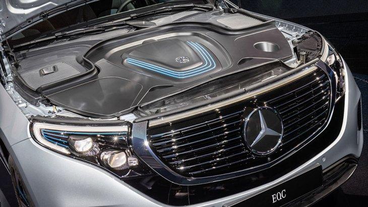 สำหรับขุมพลังขับเคลื่อน Mercedes-Benz EQC ซึ่งคงจะเป็น Mercedes-Benz EQC 400 4MATIC