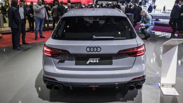สำหรับรถแบบใหม่ของชุดแต่งจากทาง ABT Sportsline นั้นจะมาพร้อมกับเครื่องยนต์ขนาดทั้งสิ้น 2.9 ลิตรแบบเทอร์โบคู่