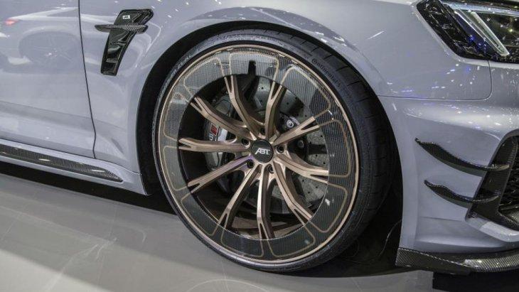 ล้ออัลลอยด์ชนิดพิเศษจาก Audi