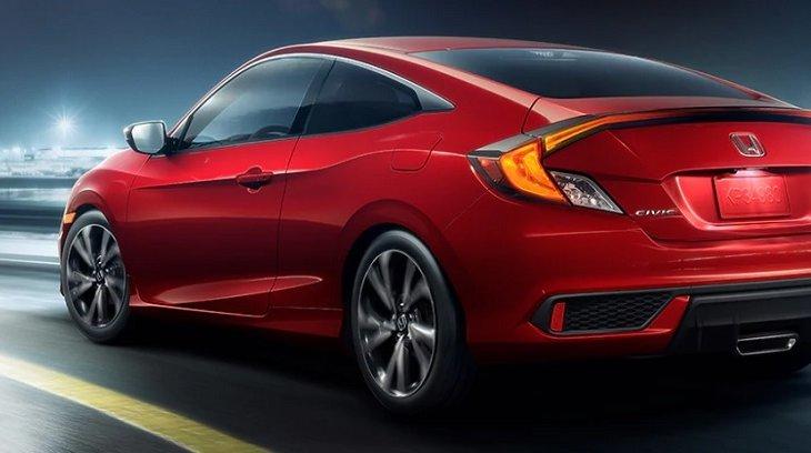 สามารถเข้าไปดูรายละเอียดเพิ่มเติมเกี่ยวกับ HONDA CIVIC COUPE 2019 ได้ที่ https://automobiles.honda.com