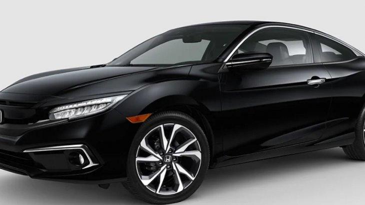 HONDA CIVIC COUPE 2019 เป็นรถยนต์สปอร์ต 2 ประตู 5 ที่นั่ง ให้อารมณ์ของรถสปอร์ตในทุกมุมมอง