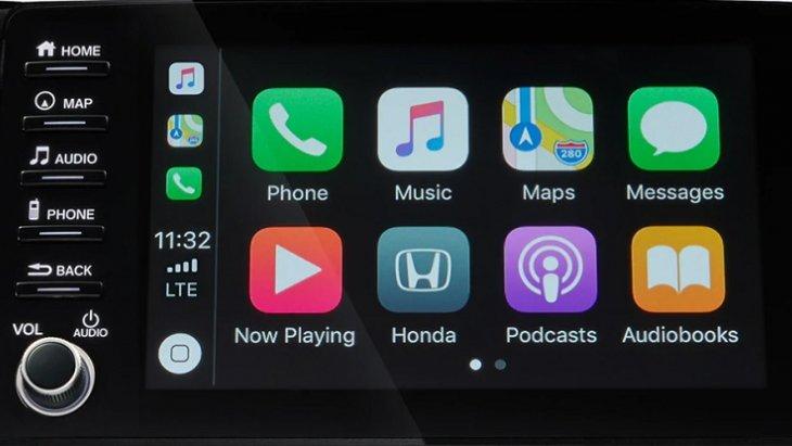 HONDA CIVIC COUPE 2019 มาพร้อมกับแอปพลิเคชั่นและฟังก์ชั่นการใช้งานที่ทันสมัยสามารถเชื่อต่อได้ทั้งระบบ iOS และระบบ Android แสดงผลผ่านหน้าจอระบบสัมผัสขนาด 7 นิ้ว