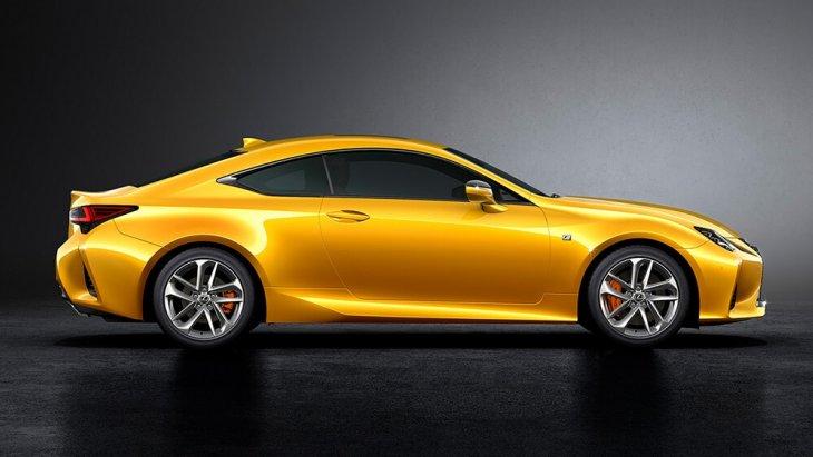 ราคา Lexus RC 300  F SPORT เริ่มต้นที่ 5,665,000 บาท