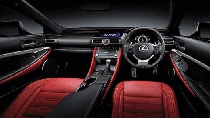 Lexus RC 300  F SPORT มาพร้อมกับอุปกรณ์และฟังก์ชั่นการใช้งานที่ทันสมัยและถูกจัดวางโดยเน้นผู้ขับขี่เป็นศูนย์กลาง เพื่อสะดวกในการใช้งาน