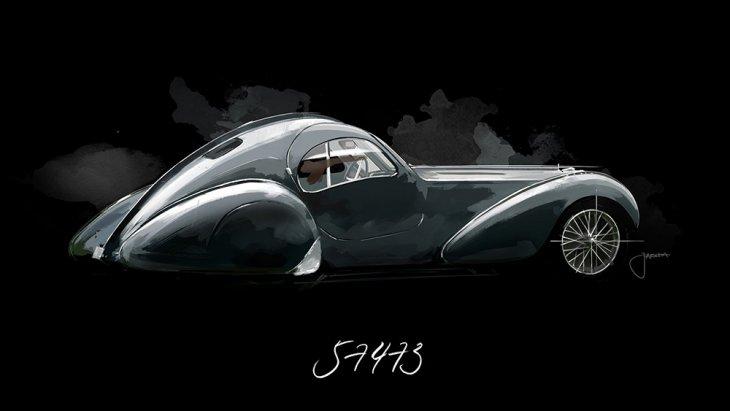 สำหรับทางด้านขุมพลัง Bugatti La Voiture Noire ยังคงใช้เครื่องยนต์เบนซิน แบบ W16 สูบ ความจุ 8 ลิตร ให้กำลังสูงสุด 1,500 แรงม้า และแรงบิดสูงสุด 1,600 นิวตันเมตร ดูยิ่งใหญ่คับโลก รุนแรง ฟุ่มเฟือยอย่างหาความประหยัดไม่ได้