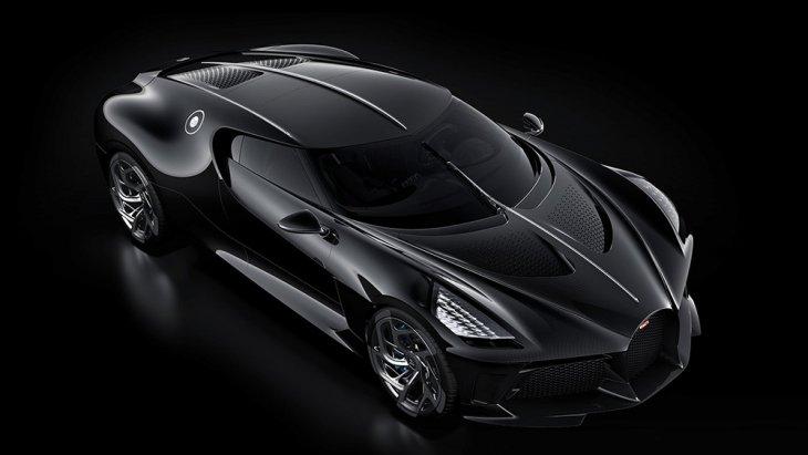 ส่วน Key Design ที่เป็น Signature ของ Bugatti Type 57 SC Atlantic คือครีบสันกลางเดินยาวจากหน้าจรดท้ายรถ นอกนั้นก็คล้าย Bugatti Chiron รวมถึง Divo Bugatti