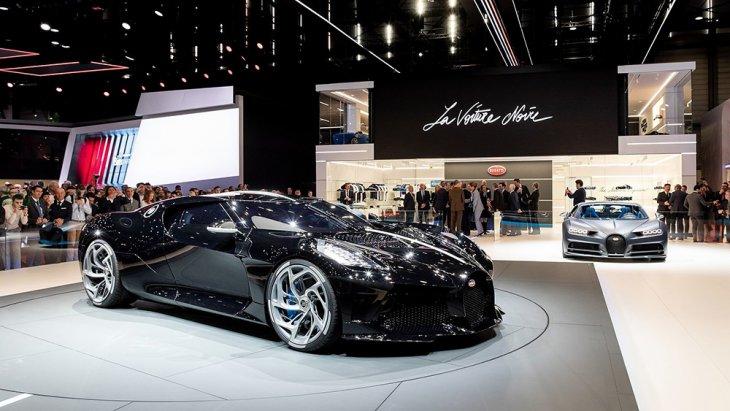 ทั้งนี้  Bugatti La Voiture Noire ถูกขายไปเรียบร้อย Bugatti ไม่ได้เปิดเผยชื่อผู้ที่ได้ครอบครองรถคันนี้ว่าเป็นใคร รวยมาจากไหน แค่ระบุว่าเป็นหนึ่งในผู้ที่หลงใหล Bugatti Type 57 SC Atlantic  เท่านั้น