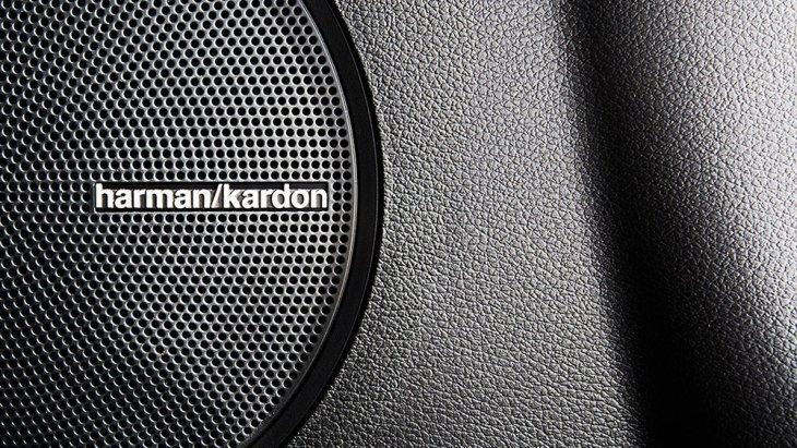 เครื่องเสียง Harman Kardon® 640 วัตต์ พร้อมลำโพง 10 ตัว รวมซับวูฟเฟอร์ มีให้เลือกในรายการออปชั่น