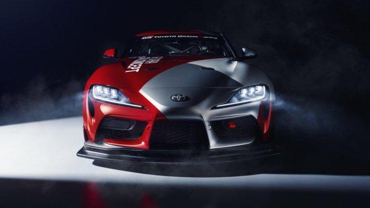 Toyota เตรียมเปิดตัว GR Supra GT4 Concept ที่กำลังจะมีขึ้นในสัปดาห์หน้าที่งาน 2019 Geneva Motor Show โดย Toyota