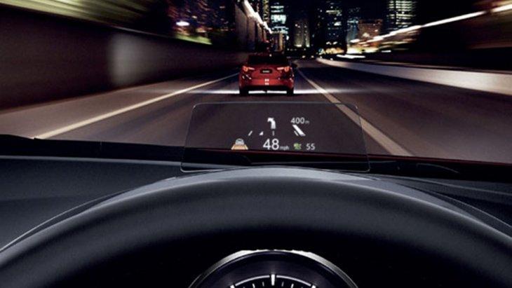 Mazda 6 2019 ติดตั้งระบบควบคุมรถให้อยู่ในเลนแบบ LAS ที่ช่วยเพิ่มความปลอดภัยให้กับผู้ขับขี่เมื่อเผลอขับรถออกนอกเลน