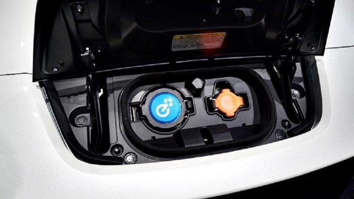 Nissan Leaf Plus 2019 ถูกติดตั้งแบตเตอรี่ขนาดใหญ่ขึ้นเป็น 62 กิโลวัตต์ชั่วโมง