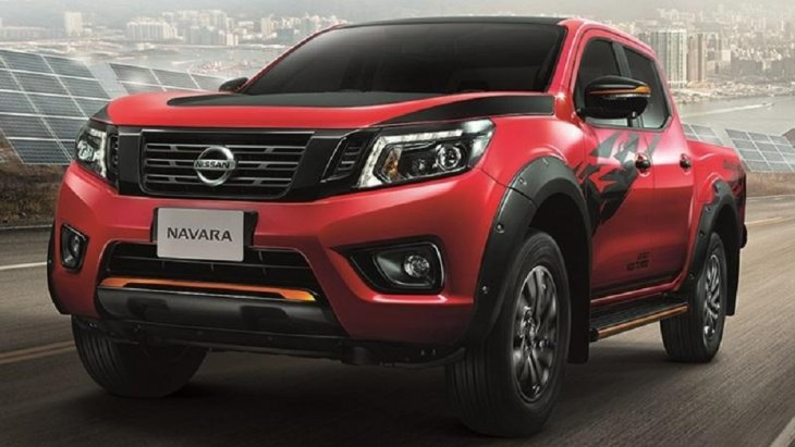 Nissan  Navara 2019 เพิ่มฟีเจอร์ NissanConnect รองรับ Apple CarPlay/Android Auto