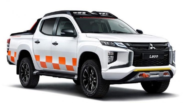 Mitsubishi L200/Triton 2019 เวอร์ชั่นยุโรปถูกเปิดตัวที่งาน Geneva Motor Show 2019