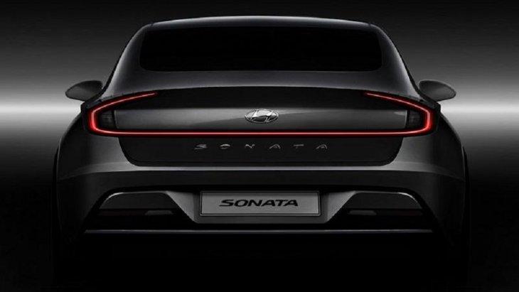 Hyundai Sonata 2019 ใหม่ จะเริ่มวางจำหน่ายจริงในช่วงครึ่งหลังปีนี้