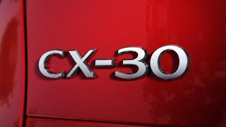 ขุมพลังของ Mazda CX-30 จะถูกติดตั้งเครื่องยนต์เบนซิน SKYACTIV-X