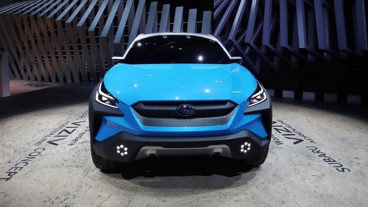 Subaru Viziv Adrenaline Concept 2019 ใหม่