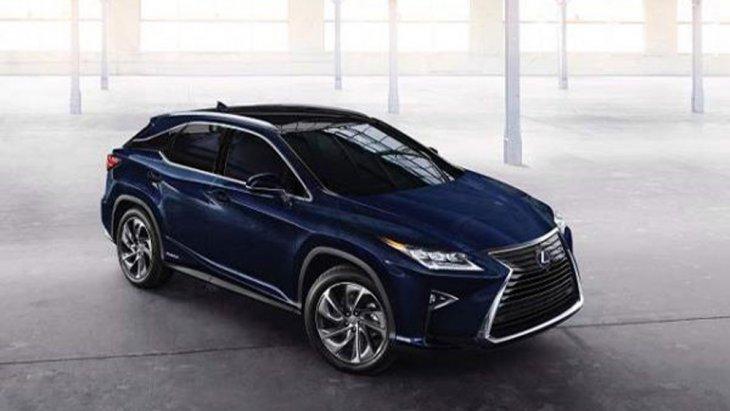 Lexus RX 450h 2019 ยนตรกรรม SUV ที่ได้รับการดีไซน์ภายนอกให้โดดเด่นตอบโจทย์การเป็นรถ Luxury Car ที่เต็มเปี่ยมไปด้วยฟังก์ชั่นอำนวยความสะดวกครบครัน