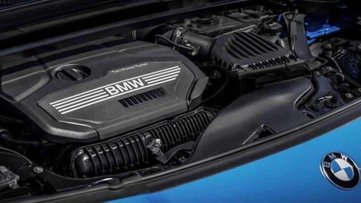 BMW X2 2019 ได้รับการติดตั้งเครื่องยนต์เบนซินรหัส B48 BMW TwinPower Turbo 4 สูบ ขนาด 2.0 ลิตร ให้กำลังสูงสุด 192 แรงม้า ที่ 5,000-6,000 รอบต่อนาที แรงบิดสูงสุด 280 นิวตัน-เมตร ที่ 1,350-4,600 รอบต่อนาที