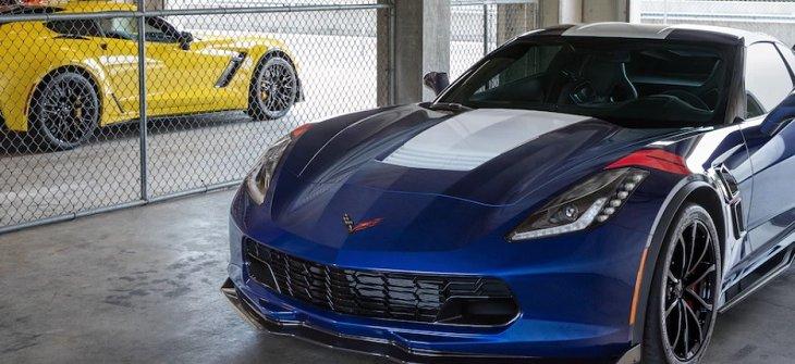 CHEVROLET  CORVETTE GRAND SPORT 2019 รถยนต์ Grand Sport ที่มาพร้อมกับความสมบูรณ์แบบทั้งรูปทรงและสุดยอดสมรรถนะที่เป็นตำนานด้วยเครื่องยนต์ LT1 V8 สามารถทำความเร็ว 0 ถึง 60 เพียงแค่ 3.6 วินาที