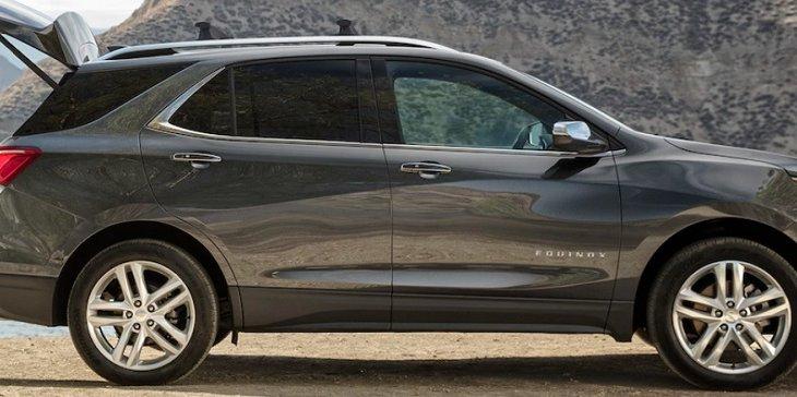 ราคา  Chevrolet Equinox 2019 เริ่มต้นที่ $ 23,800 หรือประมาณ 752,924.90 บาท (ยังไม่รวมภาษีนำเข้า)