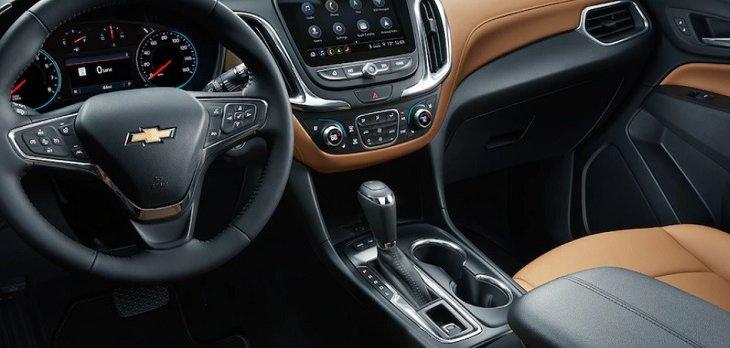 Chevrolet Equinox 2019 มาพร้อมอุปกรณ์และสิ่งอำนวยความสะดวกที่ทันสมัยมากมาย