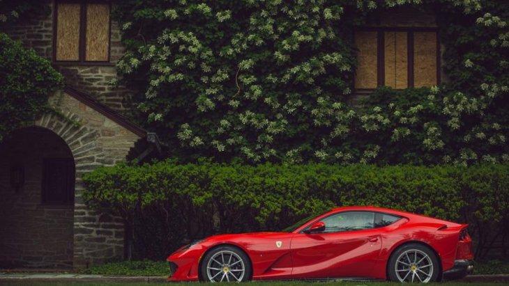 ถือว่าเป็นรถที่แรงและเร็วมากที่สุดของค่ายม้าลำพองเลยก็ว่าได้