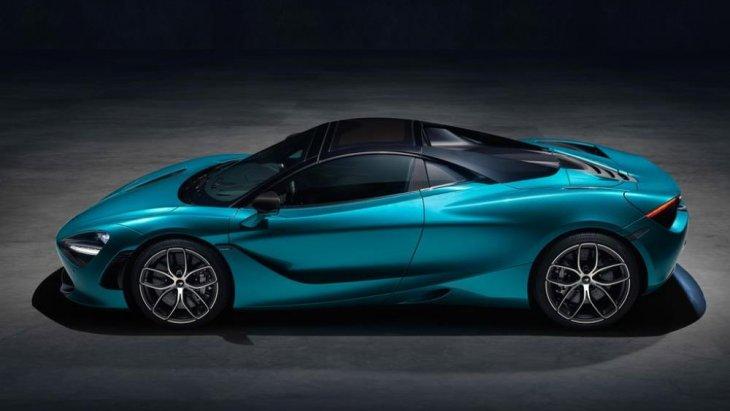 มาพร้อมคาร์บอนไฟเบอร์ในโครงสร้างที่ McLaren ใช้กับรถรุ่นอื่นด้วยเช่นเดียวกัน