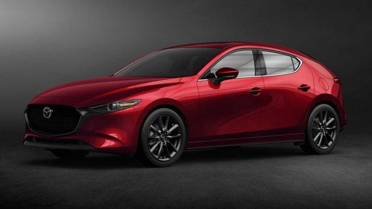ยังอยู่ที่ค่ายญี่ปุ่นในรุ่นขวัญใจมหาชนอีกหนึ่งคัน กับ All-new Mazda 3 2019 Hatback