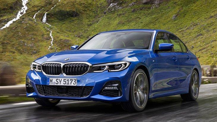 และอีกคันจากแบรนด์ใหญ่ขวัญใจมหาชนอย่าง BMW  ที่ส่ง All-new BMW 3 Series 2019 มาให้จับจอง