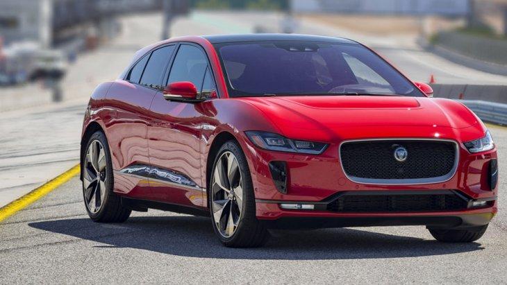 วกมาที่รถหรูจากแดนผู้ดี ที่เราจะได้ยลโฉมกับ All-new Jaguar I-Pace 2019