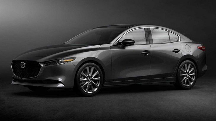 All-new Mazda 3 2019 Sedan