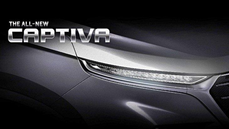 All New Chevrolet Captiva 2019 จะมีพร้อมตัวเลือก 5 ที่นั่ง และ 7 ที่นั่ง พร้อมขายในครึ่งปีหลังราคาจำหน่ายถูกตั้งไว้ราว ๆ 330,800,000 รูเปียห์อินโดนีเซีย คิดเป็นเงินไทยประมาณ 750,000 บาท