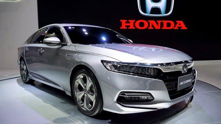 ข้ามมาที่ ค่ายดังจากญี่ปุ่น กับรถรุ่นยอดนิยมในโฉมใหม่ อย่าง All-new Honda Accord 2019