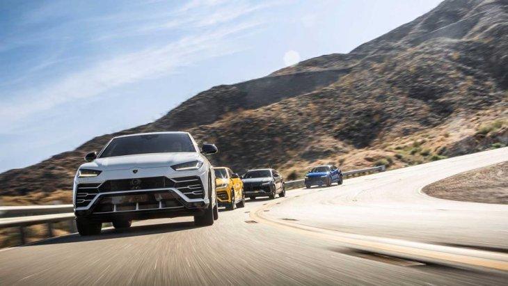 ซึ่งสมรรถนะเป็นสิ่งที่ Lamborghini ภาคภูมิใจในการนำเสนอมากที่สุด