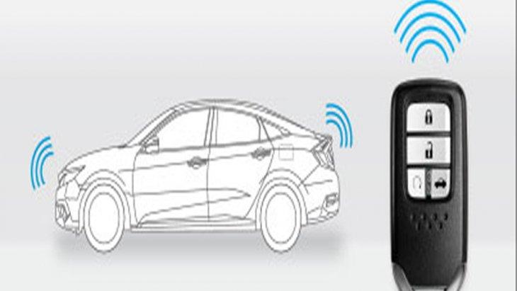 Honda Civic 2019 พร้อมมอบความปลอดภัยให้แก่ผู้ขับขี่ในทุกเส้นทางผ่านเทคโนโลยี Honda Sensing ซึ่งถือเป็นฟังก์ชั่นความปลอดภัยใหม่ล่าสุดจากฮอนด้า