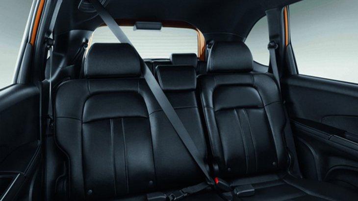 Honda BR-V 2019 ติดตั้งจุดยึดเบาะนั่งสำหรับเด็กแบบ Isofix