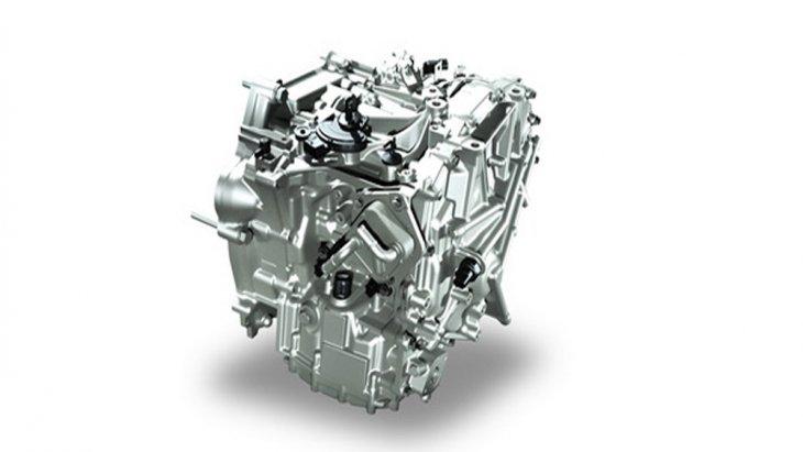 Honda BR-V 2019 ส่งกำลังด้วยระบบเกียร์อัตโนมัติ CVT พร้อมระบบ Shifting Control of Cornering Gravity & G Design Shift