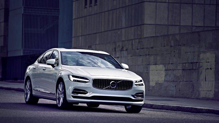 "Volvo S90 Inscription 2019 สะท้อนแนวคิด ""Crafted to Impress"" ซีดานในแบบสายพันธ์ุไวกิ้งขนานแท้"