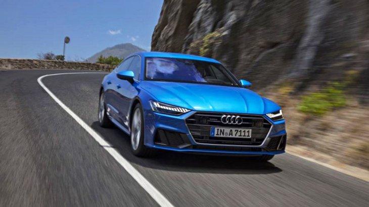 All Audi A7 Sportback 45 TFSI quattroขุมกำลังและระบบขับเคลื่อน  เครื่องยนต์เบนซิน Mild Hybrid (MHEV) แบบ 4  สูบ  ขนาด 2.0 ลิตร ระบบจ่ายน้ำมันเชื้อเพลิงแบบฉีดตรง (direct injection) เทอร์โบชาร์จ ให้กำลังสูงสุด 245 แรงม้า ที่ 5,000–6,500 รอบ/นาที