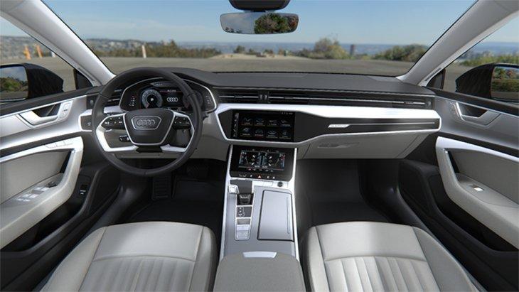 พร้อมจอแสดงข้อมูลการขับขี่แบบ Virtual cockpit ขนาด 12.3 นิ้ว เสมือนนั่งอยู่ในห้องควบคุมอากาศยาน