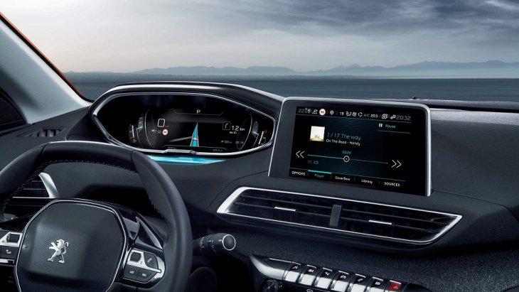 Peugeot 3008 (2019) มาพร้อมกับอุปกรณ์และเทคโนโลยีที่ทันสมัยพร้อมมอบความสะดวกสบายให้กับคุณตลอดการเดินทาง