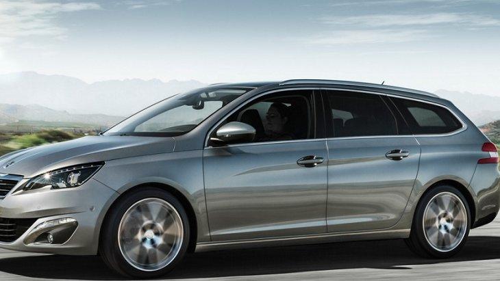 ราคา Peugeot 308 SW เริ่มต้นที่ 1,990,000 บาท