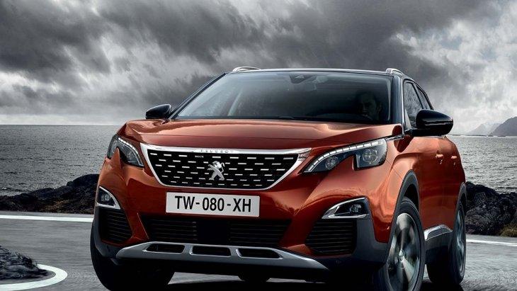 ราคา Peugeot 3008 (2019)   เริ่มต้นที่ 2,699,000 บาท
