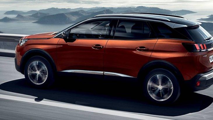 Peugeot 3008 (2019) มาพร้อมกับความโฉบเฉี่ยวและปราดเปรียว สะดุดตาในทุกมุมมอง