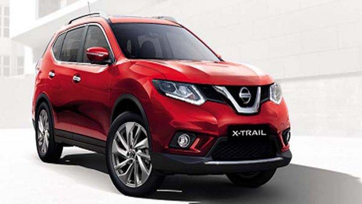 Nissan X-Trail พร้อมสะกดทุกสายตาด้วยกระจังหน้าแบบ V-Motion ตกแต่งด้วยขอบโครเมียมพร้อมคิ้วขอบกันชนหน้าสีพิเศษ ไฟหน้าแบบ LED โปรเจคเตอร์ปรับระดับสูง-ต่ำอัตโนมัติ ไฟส่องสว่างสำหรับการขับขี่ในเวลากลางวันแบบ LED
