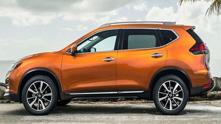 Nissan X-Trail เพิ่มความโฉบเฉี่ยวมากยิ่งขึ้นด้วยกระจกมองข้างพร้อมไฟเลี้ยวปรับพับได้ด้วยไฟฟ้าติดตั้งระบบ Heated Mirrors และ ระบบปัดน้ำฝนแบบอัตโนมัติตั้งหน่วงเวลาได้