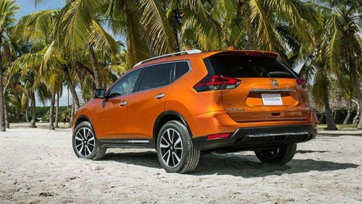 Nissan X-Trail มาพร้อมกับเทคโนโลยีประตูท้ายเปิด-ปิด อัตโนมัติ พร้อมระบบป้องกันการหนีบ Auto Lift Gate